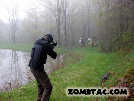 Zombie Tactical Training Compound Ghost Recon